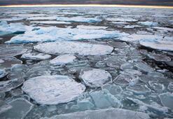 Kuzey Kutbunun en güçlü buz kütleleri kayıtlı tarihte ilk kez parçalandı