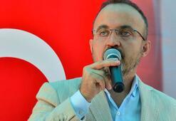AK Parti Grup Başkanvekili Turan: Bunlar o papazı değil Erdoğanı istiyorlar