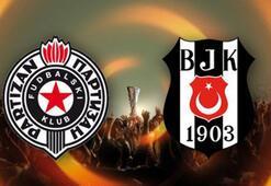 Partizan - Beşiktaş maçı saat kaçta, hangi kanalda canlı yayınlanacak