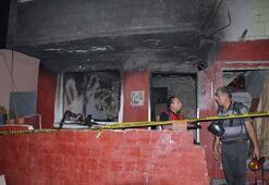 Çanakkalede ev yangını Ölü ve yaralılar var...