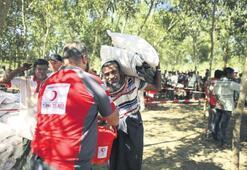 Kızılay'dan Bangladeş'e 3 milyon dolar yardım