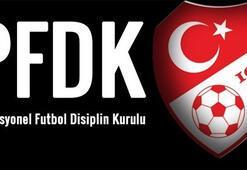 4 Süper Lig ekibi PFDKya sevk edildi