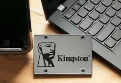 Kingston UV500 SSD inceleme