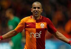 Galatasaraya Feghouli piyangosu