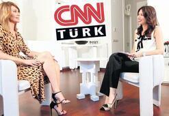 Ünlülerin CNN Türk buluşması