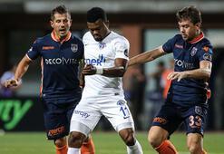 Kasımpaşa - Medipol Başakşehir: 2-1
