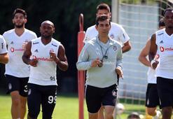 Beşiktaşta Partizan hazırlıkları başladı