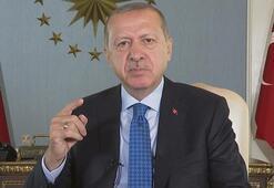 Son dakika: Cumhurbaşkanı Erdoğandan bayram mesajı