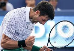 Cincinnati Mastersta şampiyon Djokovic
