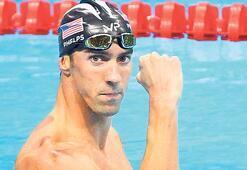 Phelps, Bodrum'da özel ders verecek