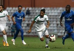 Adana Demirspor-Denizlispor : 0-1
