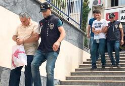 Rüşvet alan iki zabıta tutuklandı