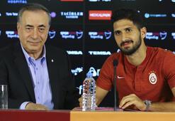 Galatasaraya transferde sponsor müjdesi