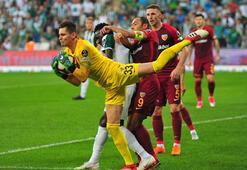 Bursaspor - Kayserispor: 0-0
