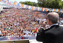 Cumhurbaşkanı Erdoğan: Ya olacağız ya öleceğiz, başaramayacaksınız