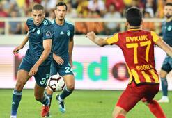 Evkur Yeni Malatyaspor - Fenerbahçe: 1-0