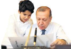 Erdoğan yedinci kez dede oldu