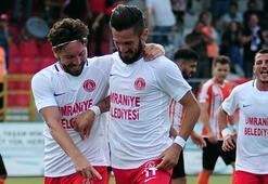 Ümraniyespor - Adanaspor: 2-1