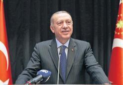Cumhurbaşkanı Erdoğanın bir torunu daha oldu