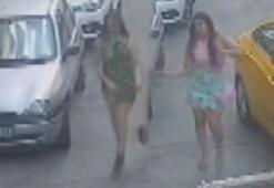 Son dakika: Taksiden inen iki genç kadına kâbusu yaşattılar