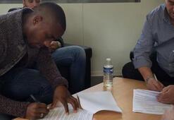 Carole, Strasbourgla sözleşme imzaladı