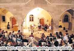 Kapadokya'nın tarihi mekânlarında oda müziği