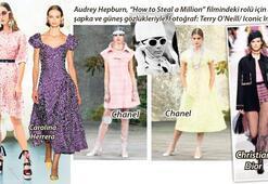 Hepburn'ün izini sürün