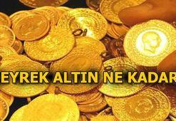 Altın fiyatları ne kadar Çeyrek altın ve gram altın fiyatları...