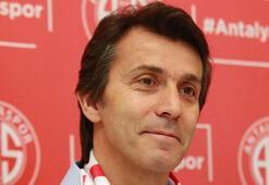 Bülent Korkmaz: Bu yıl Antalyaspor için geçen seneden daha zor