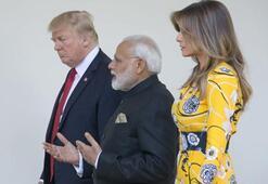 Son dakika: Trumptan büyük gaf Eşinin gelmeyeceğini öğrenince...