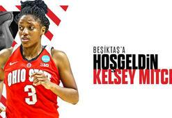 Beşiktaş, Kelsey Mitchelli transfer etti