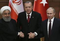 Son dakika: Kremlin duyurdu Rusya, İran ve Türkiye...