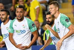 Bursasporlu Ekong, Udineseye gidiyor
