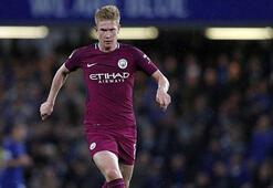 Manchester Cityde Kevin de Bruyne şoku