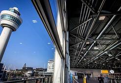 Son dakika… Amsterdam Schiphol Havalimanı'nda alarm bitti