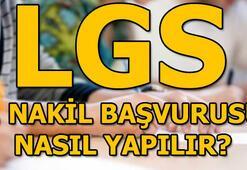 LGS 2. nakil başvuruları devam ediyor MEB lise nakil işlemleri...