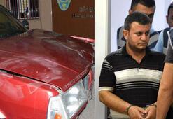Motosiklete çarpıp kaçtı Özel ekip 556 aracı inceleyerek buldu…