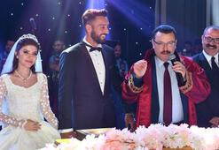 Mustafa Akbaş evlendi