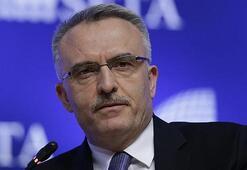 Naci Ağbal: Güçlü kamu maliyesi ve bankacılık sistemine kararlılıkla devam edeceğiz