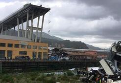 İtalyan futbolcu köprü faciasından sağ kurtuldu