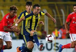 Fenerbahçe 1-1 Benfica (Maç özeti)