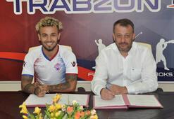 Hekimoğlu Trabzon FK Mertcan Çam'ı kadrosuna kattı