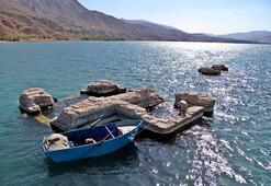 Hazar Gölündeki Batık Şehir için hedef UNESCO listesi