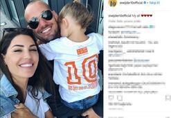 Wesley Sneijderden o iddiaları yalanlayan fotoğraf