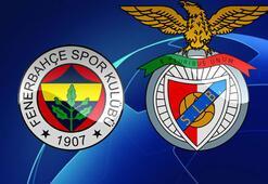 Fenerbahçe Benfica Şampiyonlar Ligi maçı saat kaçta hangi kanalda
