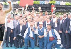 Kurtdere'de Şampiyon Balaban