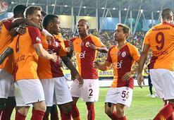 Süper Ligde lider Galatasaray