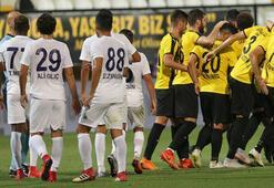 İstanbulspor - Afjet Afyonspor: 4-3
