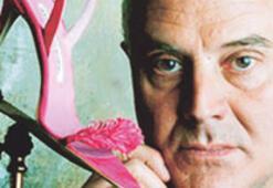 Manolo Blahnik'in Türkçe ayakkabıları