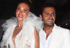 Seren Serengil ve Yaşar İpek Bodrumda düğün yaptı